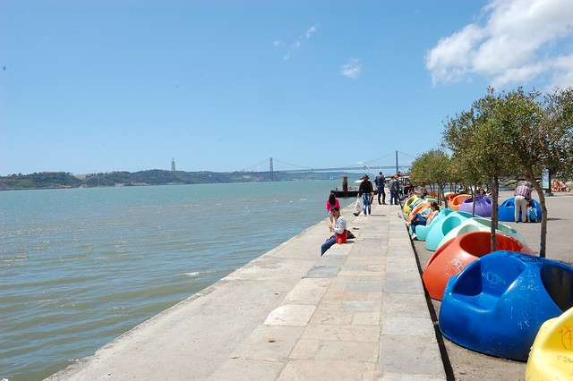 Waterfront | Two Free Days in Lisbon | No Apathy Allowed