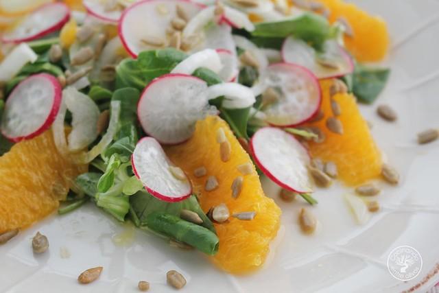 Ensalada de rabanos y naranja www.cocinandoentreolivos.com (8)