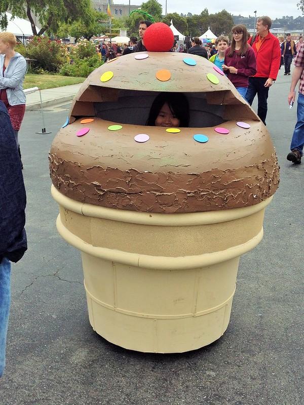 Motorised Cupcake