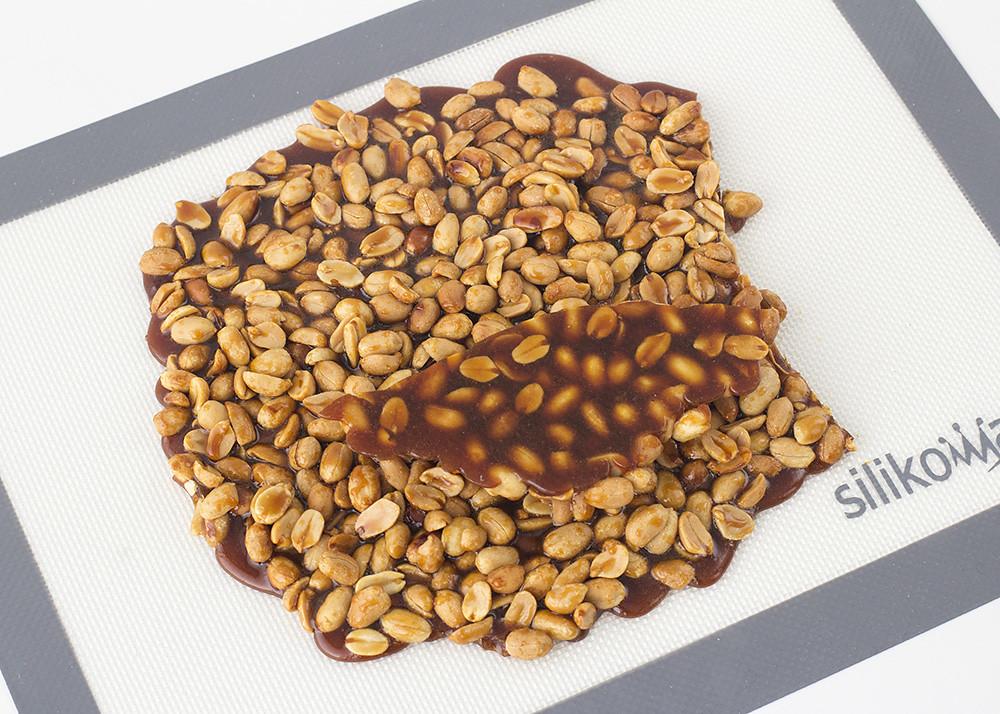 Praliné de cacahuete