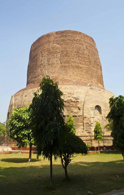 Dhamekha Stupa - Sarnath, Uttar Pradesh