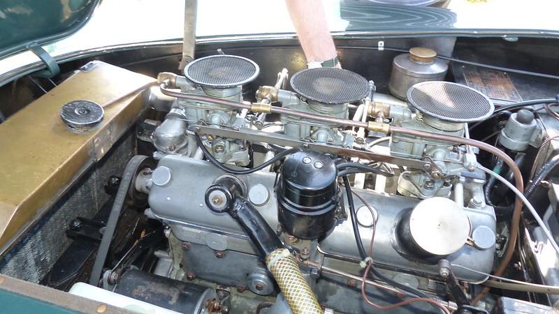 Frazer Nash type 420 BMW 2.0 litres 17682744709_5748ec200a_c