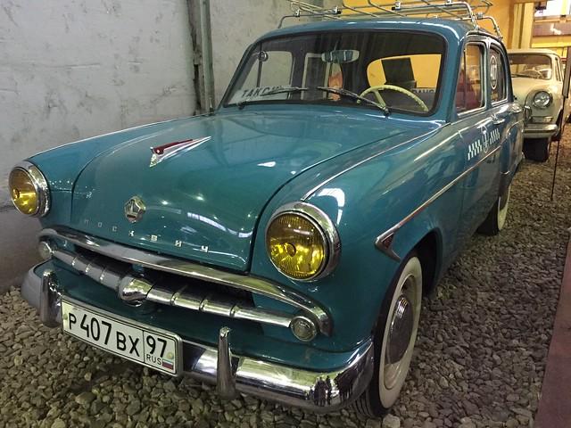 Москвич 407 1958