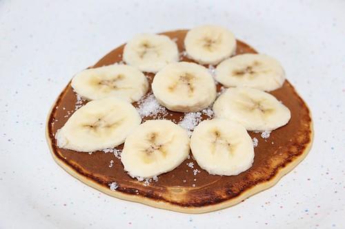 paleo diet banana pancake