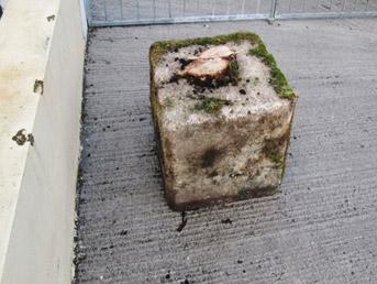 Concrete Bomb