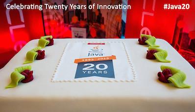 20 éves a Java!