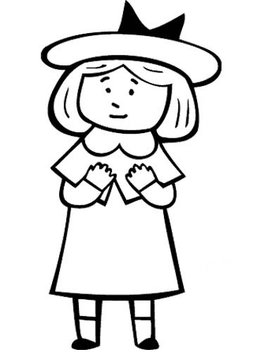 madline coloring pages - photo#23