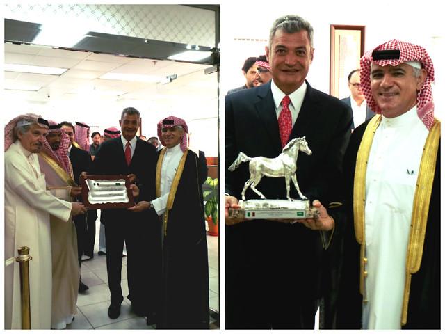Apertura del consulado honorario de México en Yeda, Arabia Saudita