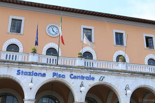 Stazione di Pisa Centrale