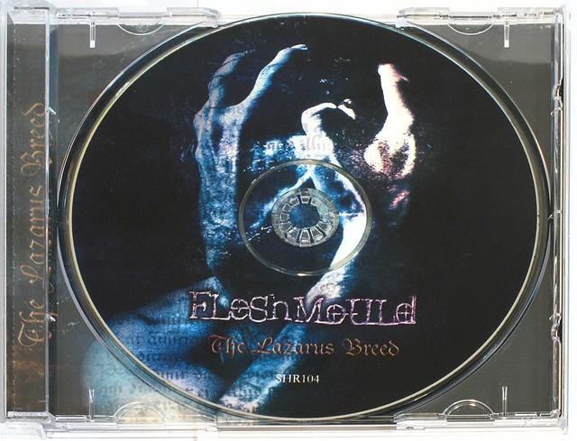 FLESHMOULD THE LAZARUS BREED (CD)