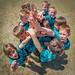 Aiden's Soccer Team High 5