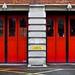 Walking in Clerkenwell - Mount Pleasant Fire Brigade