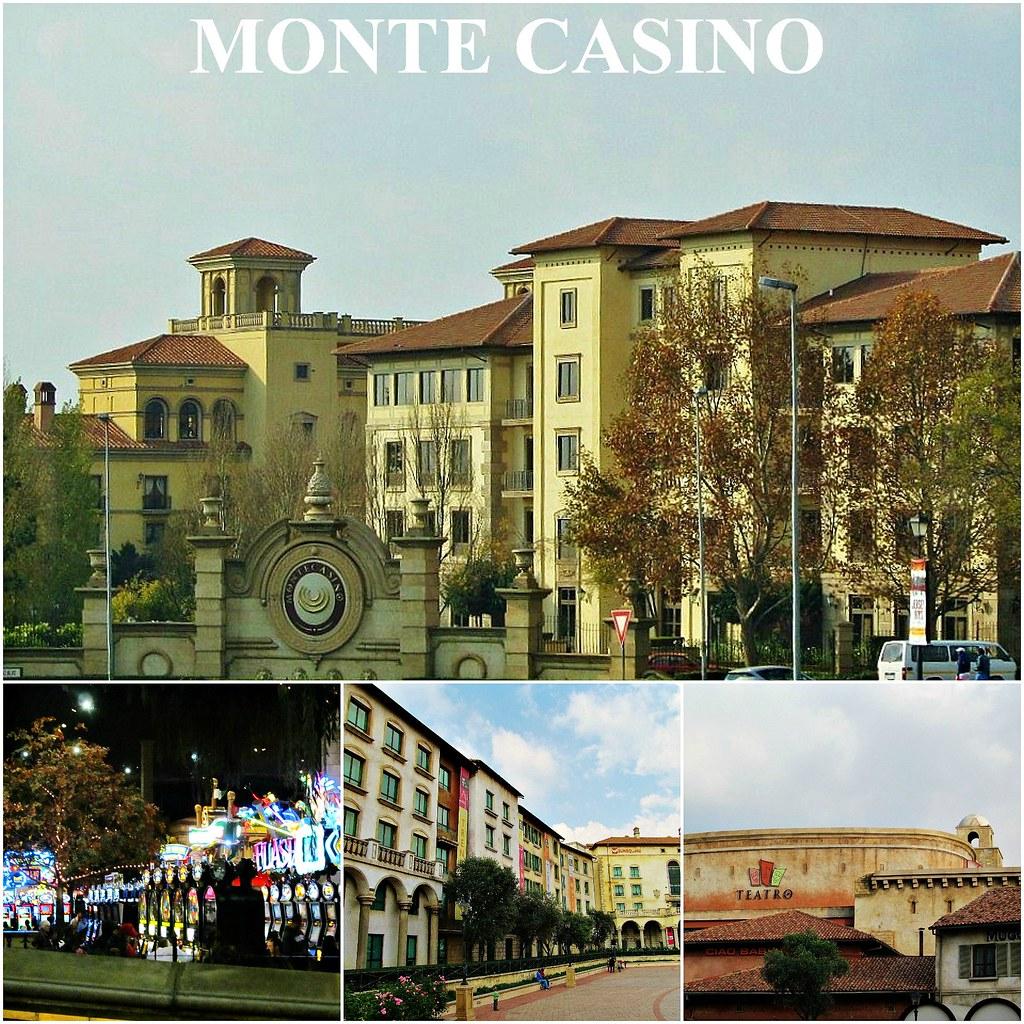 Monte casino johannesburg jobs
