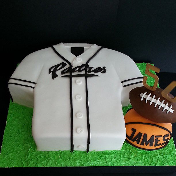 Baseball Jersey Cakes Jersey Cake Cakes