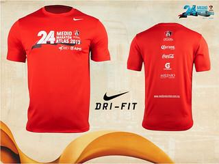 Medio Maratón Atlas 2015