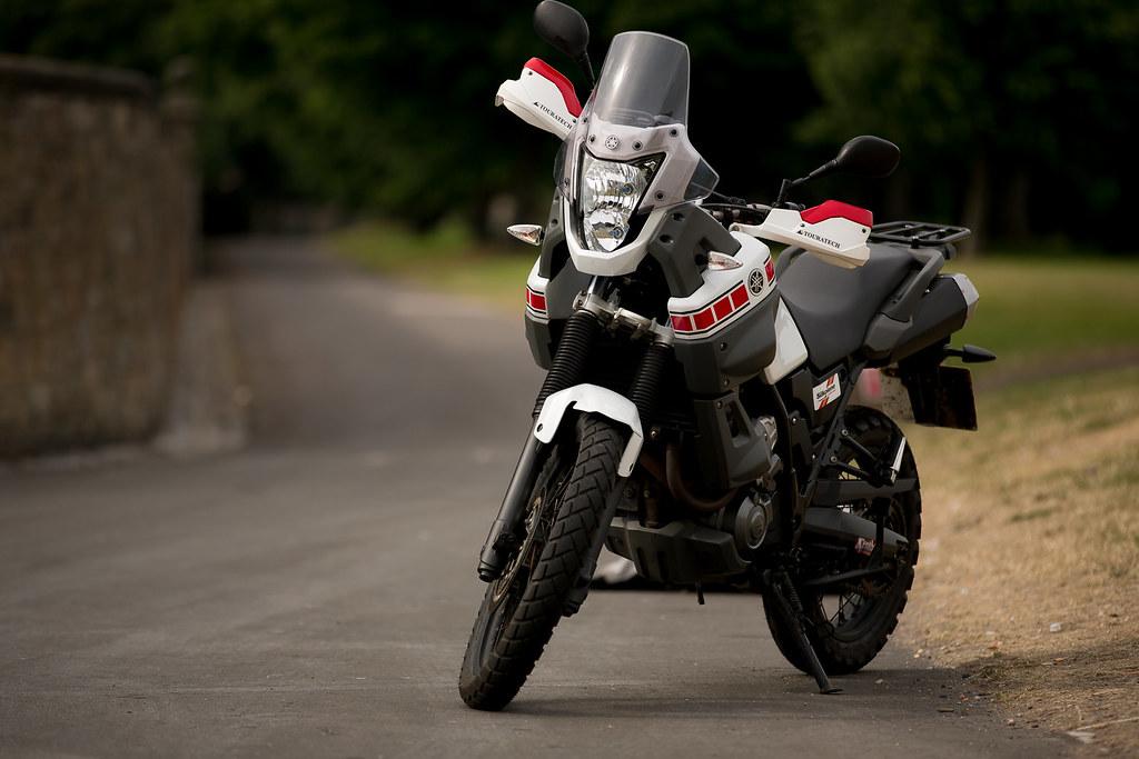Yamaha Tenere   Arran ...