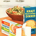 Kraft Spaghetti / Kraft Macaroni and Cheese from Modern Packaging magazine