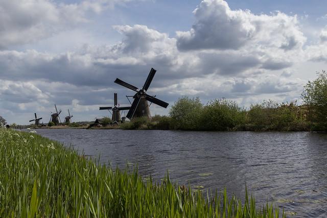 Kinderdjik Windmills