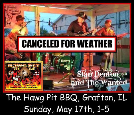 Stan Denton & The Wanted 5-17-15