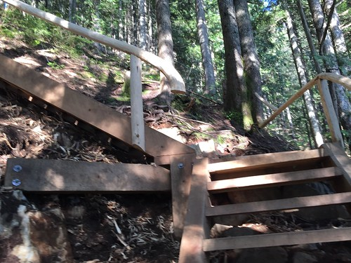 First Grouse Grind of the year (May 8, 2015)