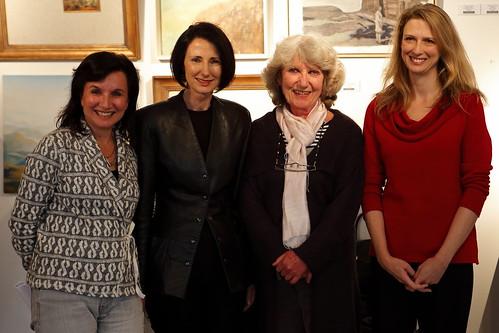 Marlene van der Westhuizen, Jenny Prinsloo, Angela Lloyd, Joanne Gibson