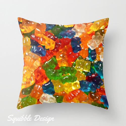 gummy_bear_cushion_squibble_design