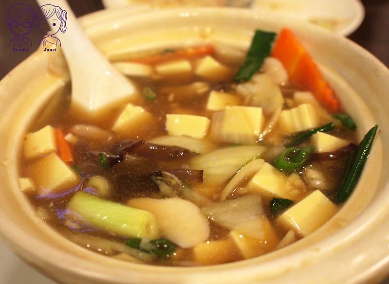 15 大象王朝 雲式海鮮豆腐煲