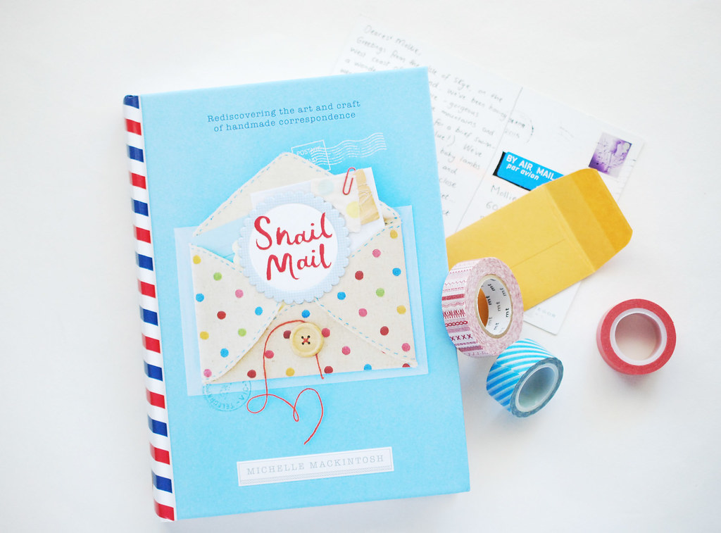 Snail Mail // Book Review