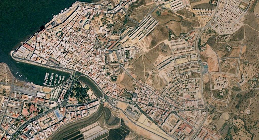 ayamonte, huelva, carlos cania, antes, urbanismo, planeamiento, urbano, desastre, urbanístico, construcción