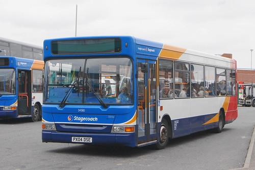 Stagecoach Norfolk 34580 PX04DSE