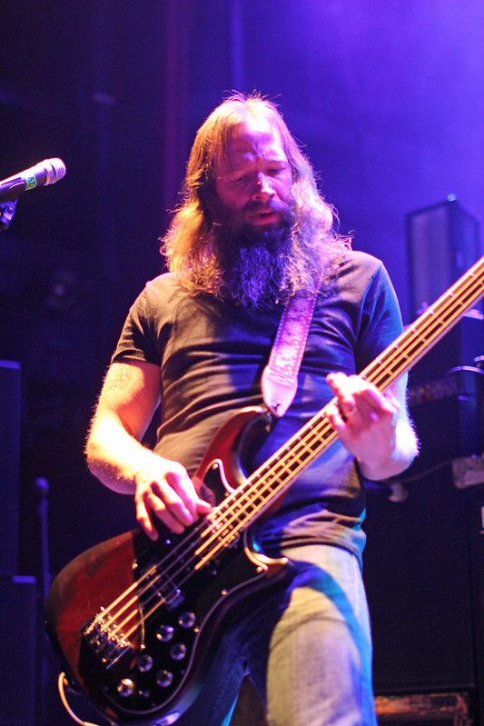 Jeff Matz of High On Fire