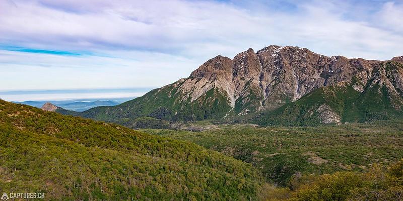 Panorama - Reserva Nacional Altos de Lyrca