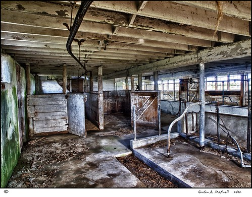 Inside the Barn_HDR | by G. Maxwell