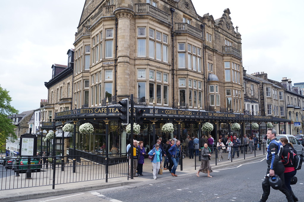 Harrogate Tea Rooms Yorkshire