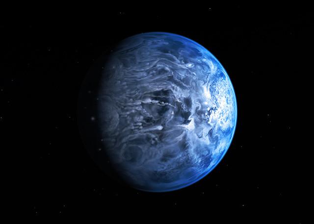 NASA космос планета дождь наука курьерская служба экспресс-доставка QDel