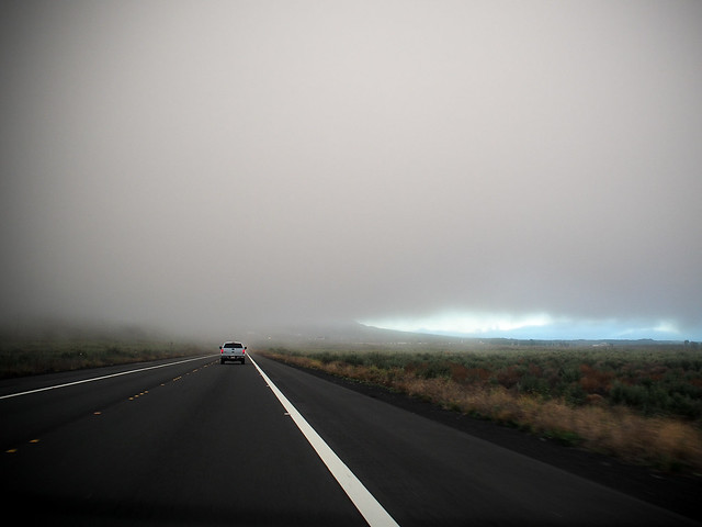 driving to Hilo