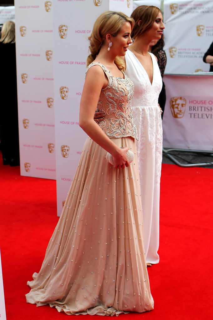 BAFTA Red Carpet 2015 (42)