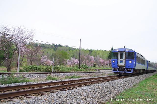 塩狩駅サロベツ1