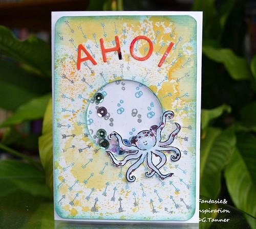 Ahoi - kleiner Tintenfisch