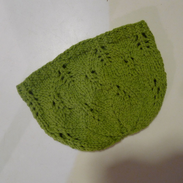Lace-leaf Hat