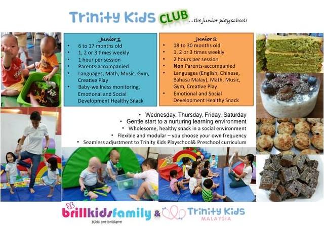 Trinity Kids Junior