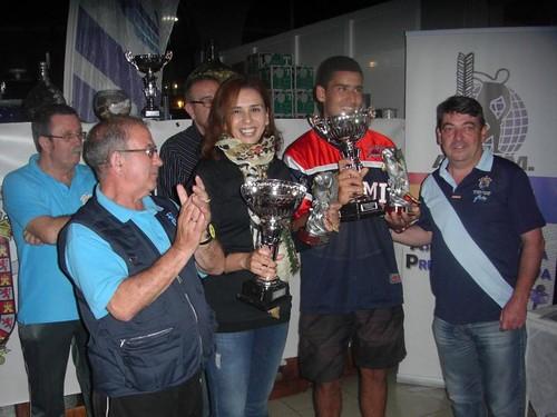 Samira Mizzian ganó el año pasado