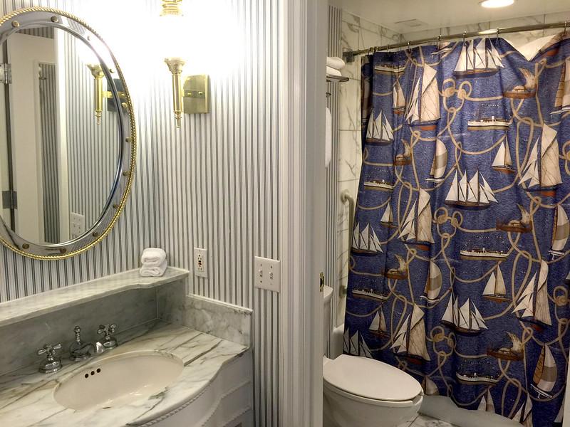 Disney's Yacht Club Bathroom
