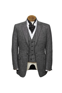 Henry Poole Bespoke Driving Jacket