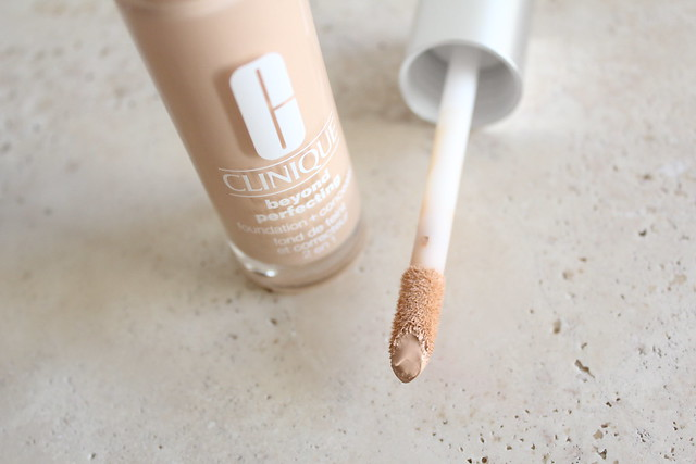 Clinique Beyond Perfecting Foundation + Concealer review