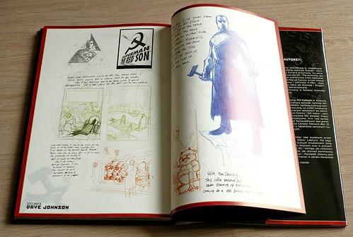 DC Deluxe 14 Syperman Czerwony Syn