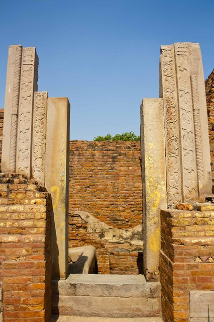 Monolithic Railings - Sarnath, Uttar Pradesh