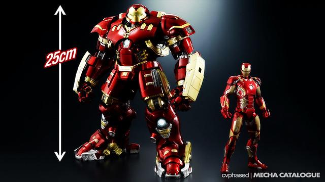 "S.H.Figuarts Iron Man Mark 44 ""Hulkbuster"""