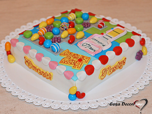Torte - 99 - Torta Candy Crush
