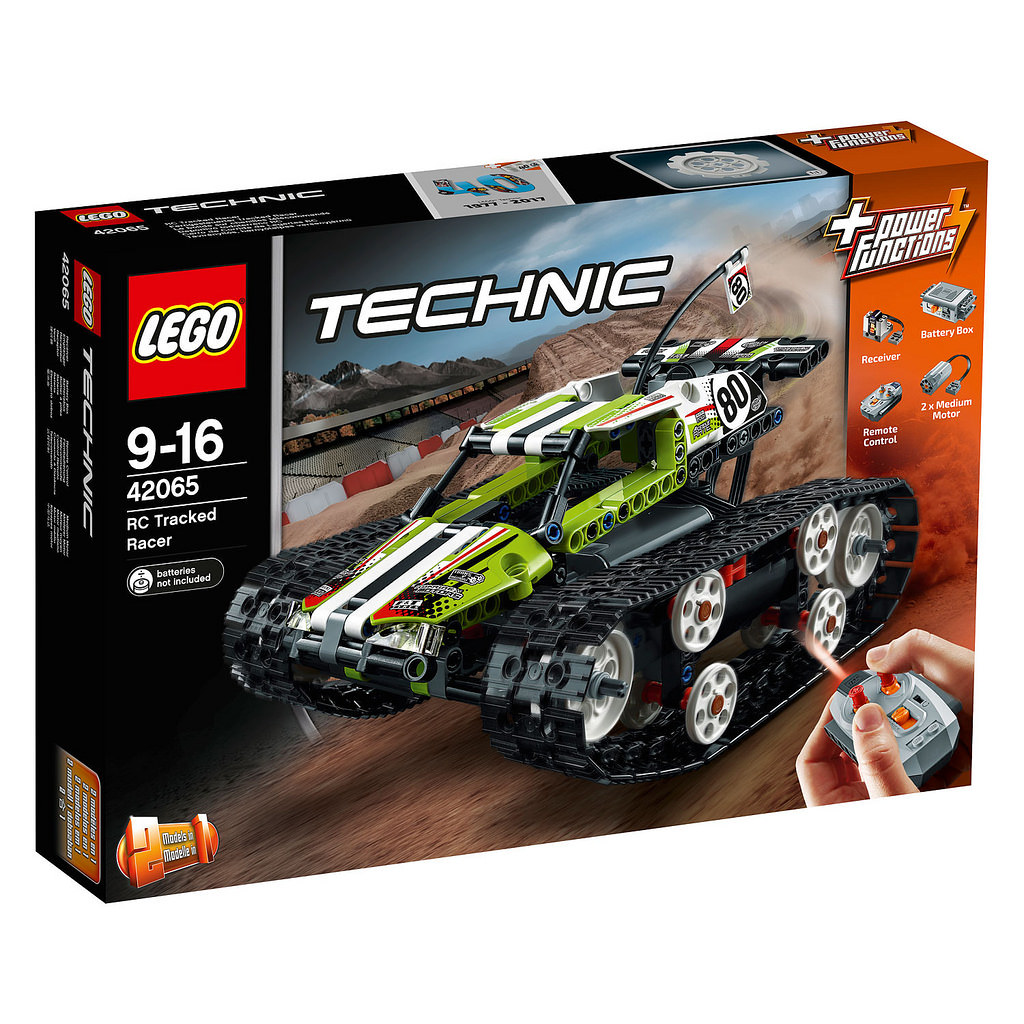 LEGO Technic 42065 - RC Tracked Car